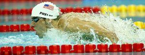 Phelps anuncia su retirada tras los JJ.OO. de Londres