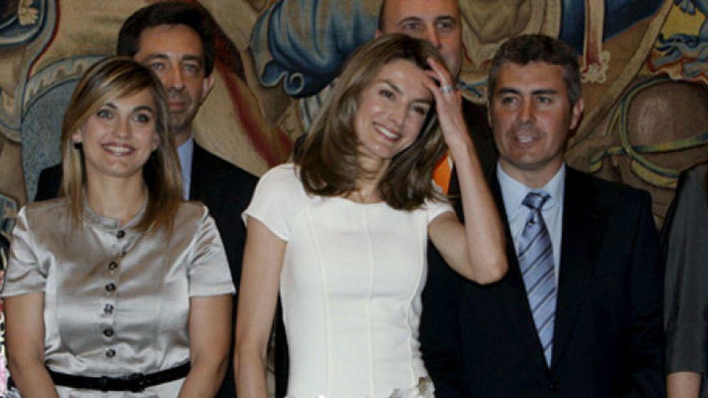 La Princesa de Asturias ayuda a África