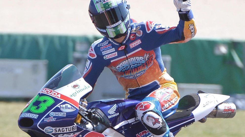 Bastianini gana en Misano en otra mala jornada de los pilotos españoles