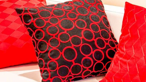 Almohadones y cojines decorativos para alegrar y dar color a tu hogar