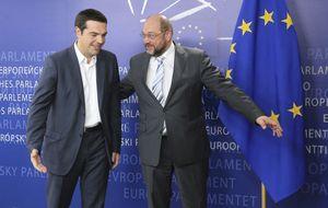 España endurece su discurso ante Syriza para frenar a Podemos