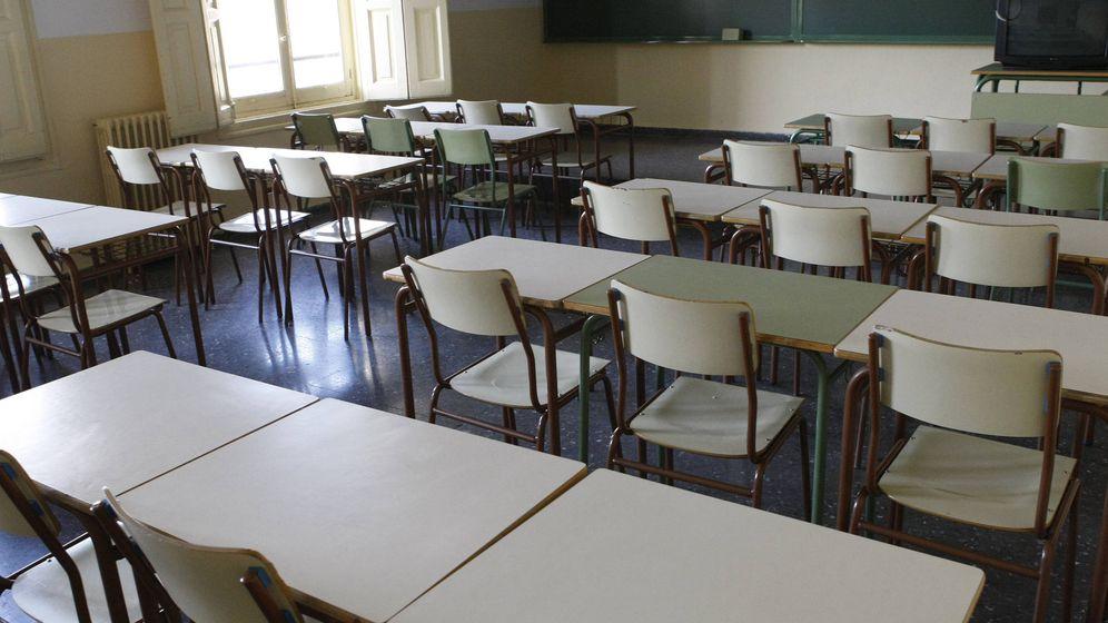 Foto: ¿Hay suficientes profesores para todos los alumnos de la CAM? (EFE)