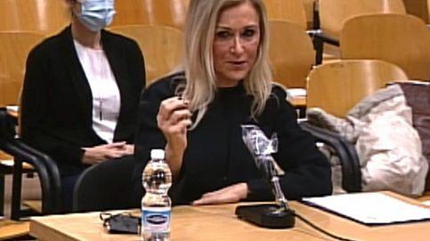Cifuentes se presenta como una víctima de la URJC ante el juez: Alguien falsificó mi firma