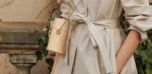 Post de Estos bolsos cofre de Mango son perfectos para un paseo o una boda