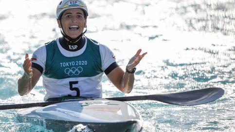Tokio, en directo | Maialen Chourraut nunca falla y logra la medalla de plata en K1