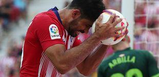 Post de El Atlético derrapa: las angustias que pasó Simeone en el agónico empate con el Eibar