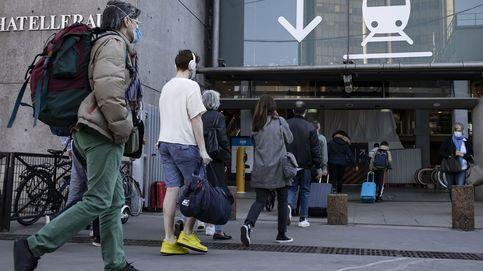 Francia se confina por tercera vez, pero los turistas galos siguen afluyendo a Madrid
