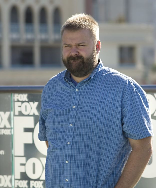 Foto: Robert Kirkman, creador y productor de la serie 'The Walking Dead'. (EFE)