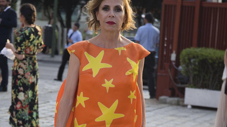 Ágatha Ruiz de la Prada en una imagen de archivo. (Gtres)