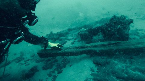 Hallan un barco hundido hace dos siglos con un botín de 15 millones de euros