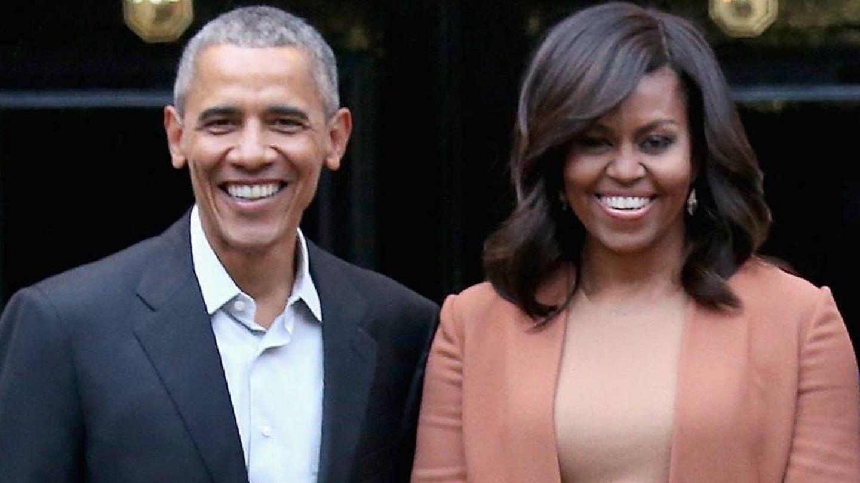 Barack y Michelle Obama. (CP)