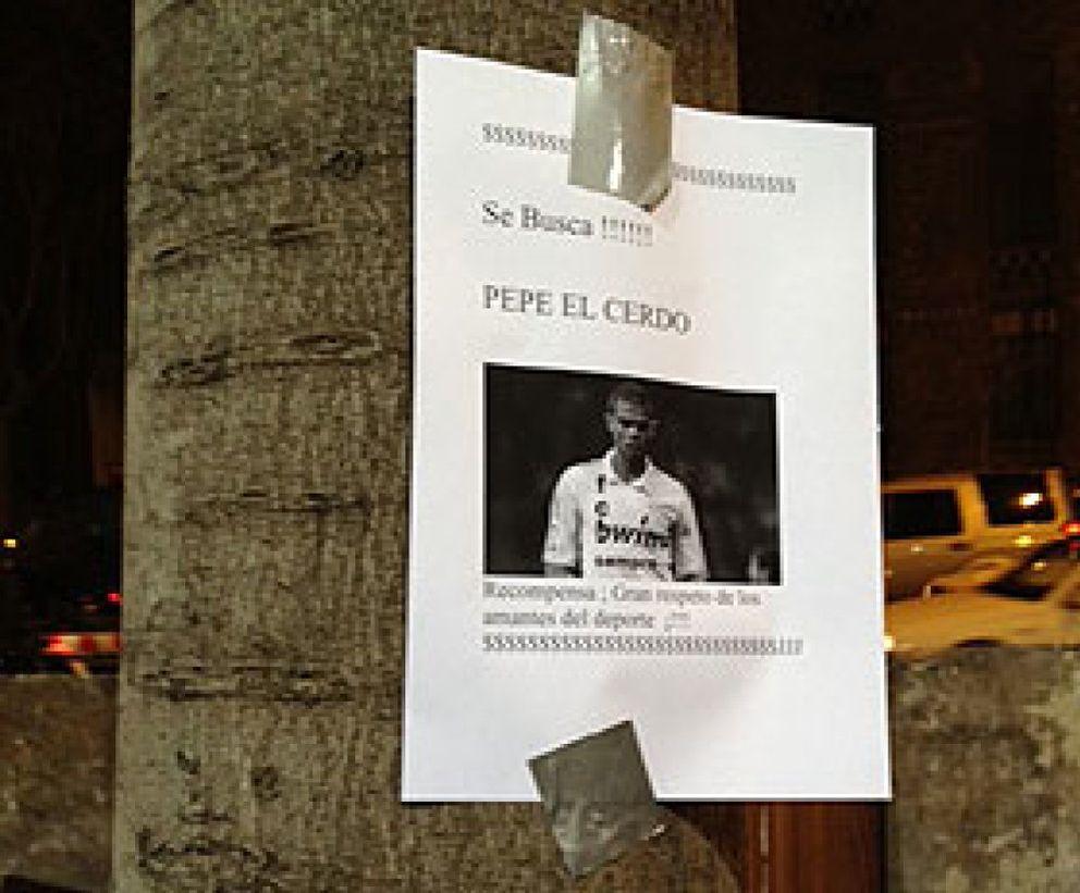 """El barcelonismo se venga de Pepe, el """"asesino"""", pero él se empeña en jugar al límite"""