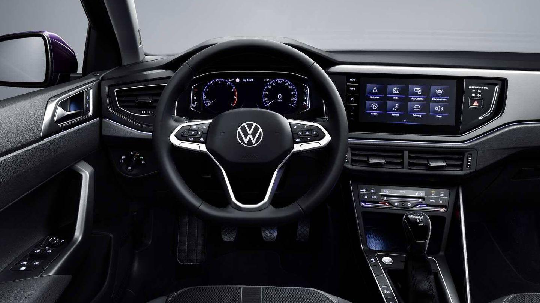 Uno de los cambios principales en el Polo está en el puesto de conducción, ahora más tecnológico.