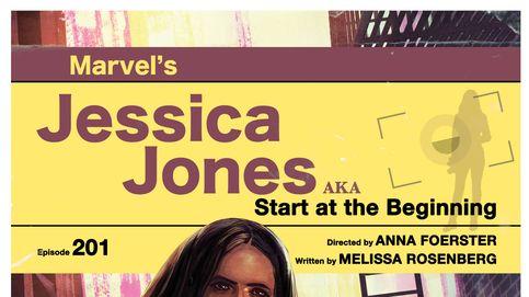'Jessica Jones': trece artistas para trece episodios