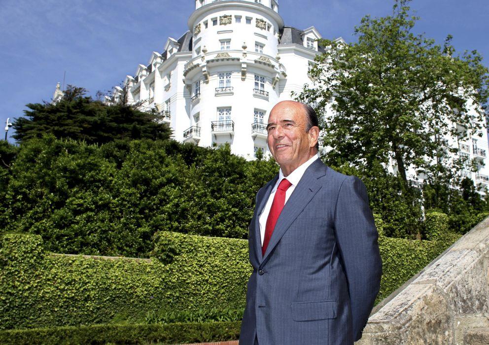 Foto: El presidente del Banco Santander, Emilio Botín, en una imagen de archivo (Gtres)