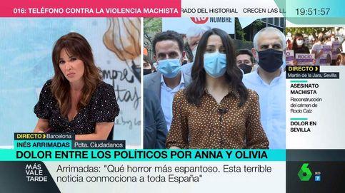 Tensa conexión entre Mamen Mendizábal e Inés Arrimadas en La Sexta