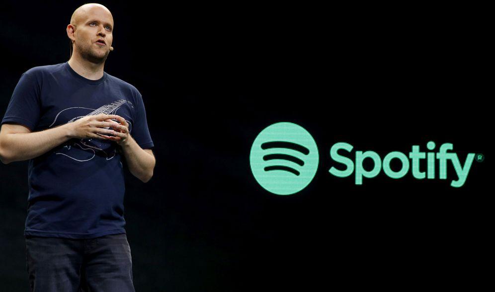 Foto: El CEO de Spotify Daniel Ek (Foto: Reuters)