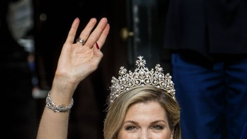 Máxima de Holanda: un vestido, diez años después y quince kilos menos