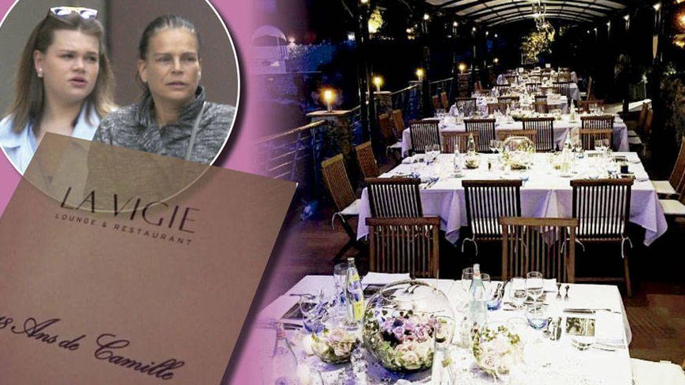 La hija de Estefanía de Mónaco celebra su mayoría de edad por todo lo alto