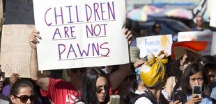 Post de Menores 'enjaulados': retenidos en EEUU cientos de niños inmigrantes sin sus padres