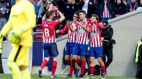 La Premier League quiere llevarse a las dos joyas del Atlético de Madrid