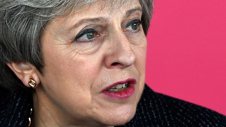 Theresa May, en el punto de mira. (EFE)
