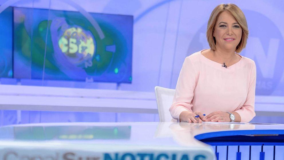 La periodista Mabel Mata, de Canal Sur, acusa al Gobierno andaluz de vetarla
