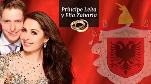 El príncipe Leka de Albania, de luna de miel, agasajado por la jet madrileña