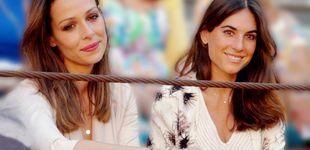 Post de Eva González y Lourdes Montes, primer día de playa a mil kilómetros de distancia