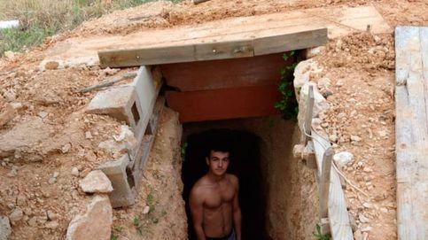 La historia de Andrés Cantó, el joven de la cueva de Alicante que se ha vuelto viral
