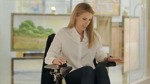 Judit Mascó vive en La 2 la experiencia de desfilar en silla de ruedas