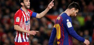 Post de Adiós de Godín al Atlético de Madrid: ficha por el Inter de Milán