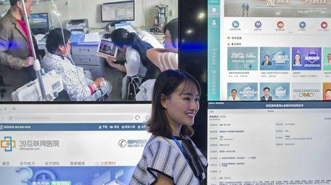 Hospitales 'online', la apuesta de China para llevar la sanidad a todo el país tras el covid