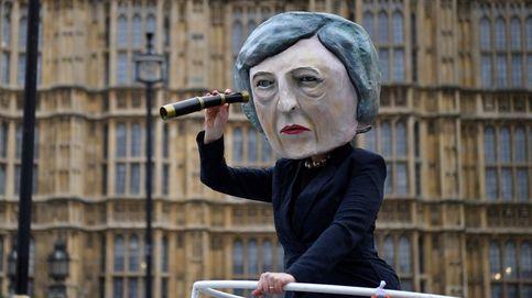 May ganará la moción de censura, pero el Brexit está en riesgo