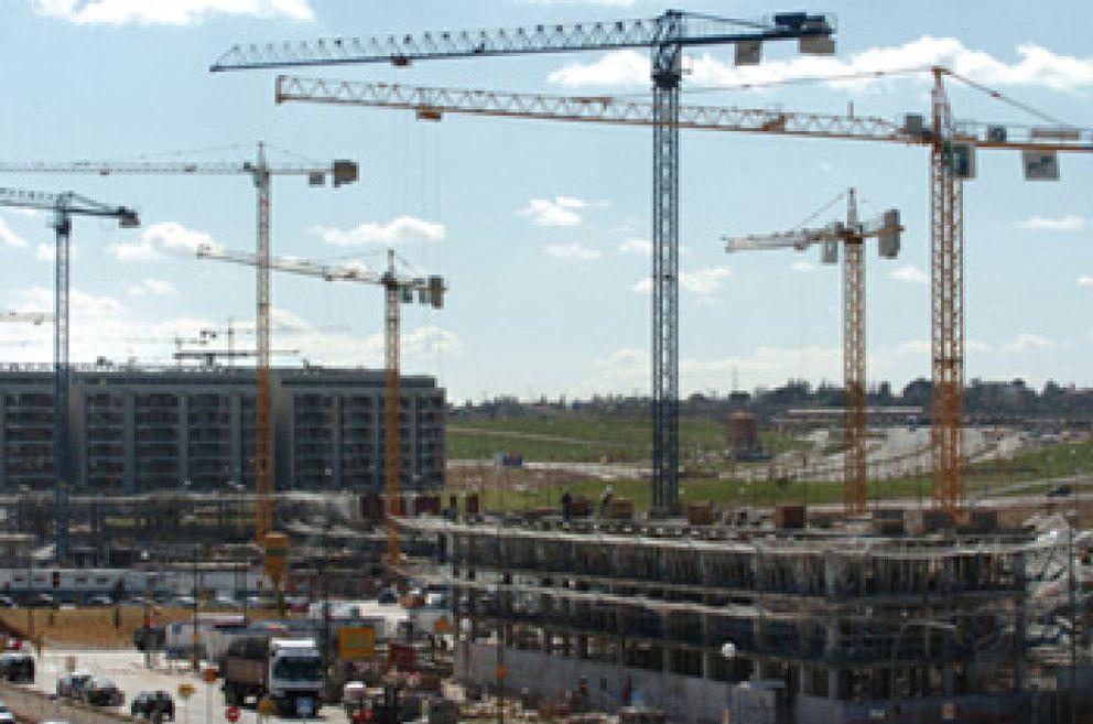 Foto: Los visados de obra nueva residencial cayeron un 4% hasta febrero