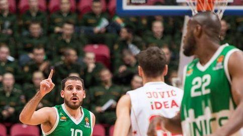 Colom, un caso único en la Euroliga que se queja del trato al jugador español