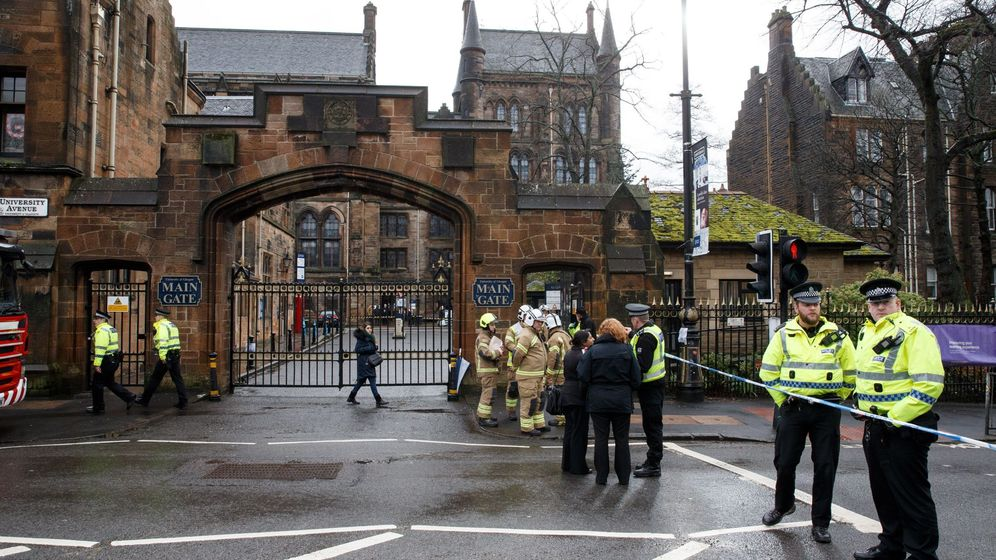 Foto: Universidad de Glasgow. (EFE)