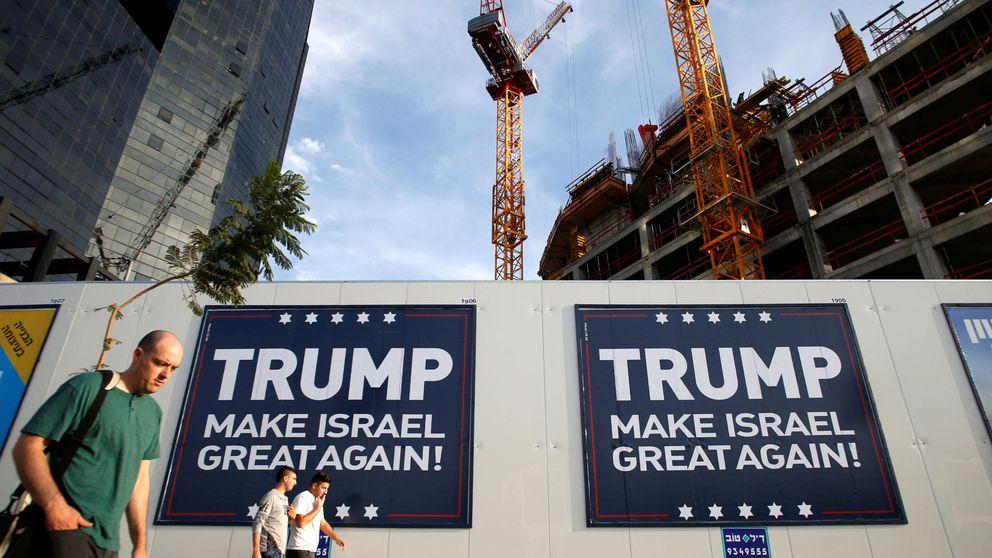 Donald Trump, ¿el presidente más proisraelí de la historia de EEUU?