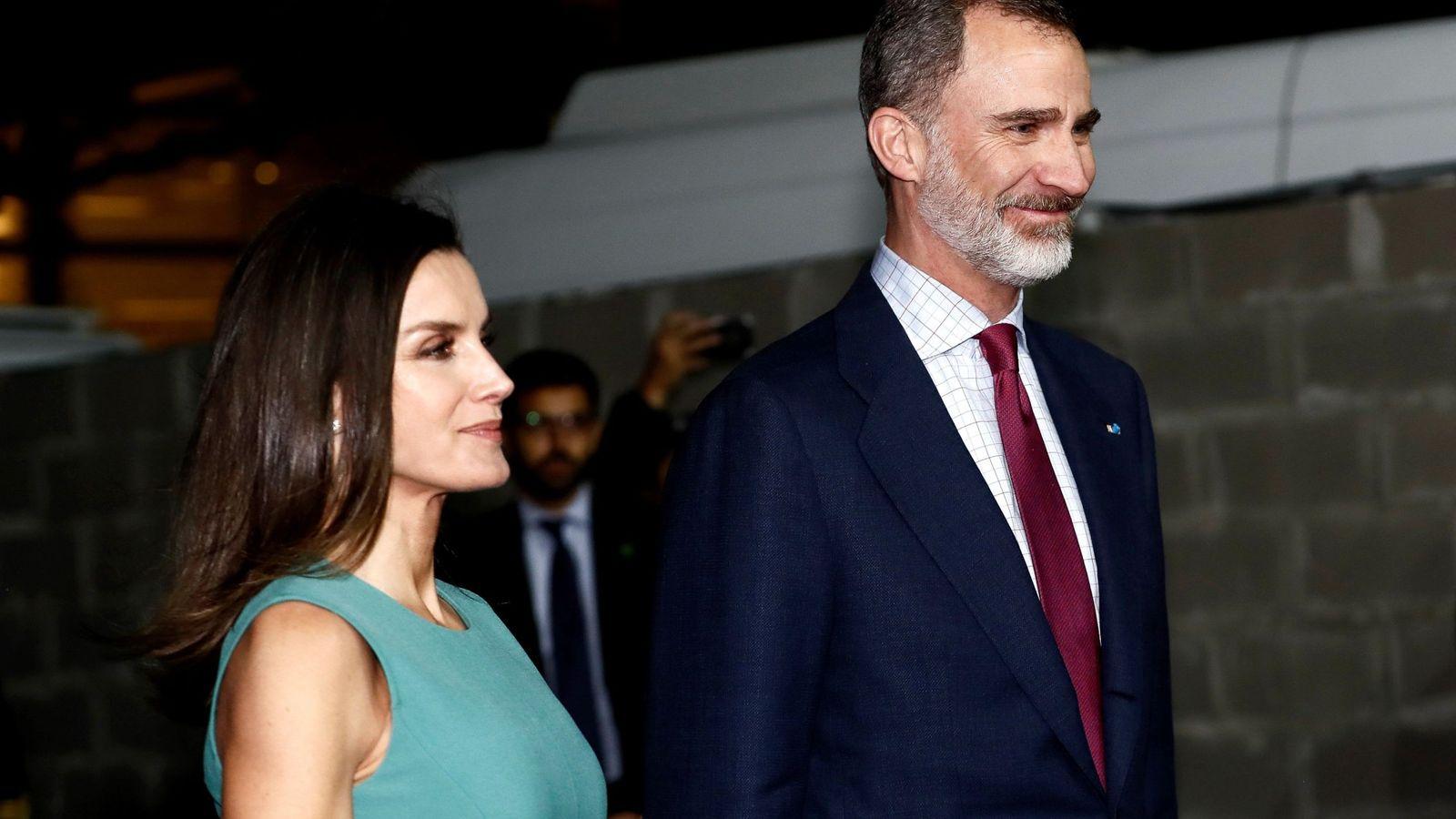 Foto: Los Reyes en una imagen reciente. (EFE)