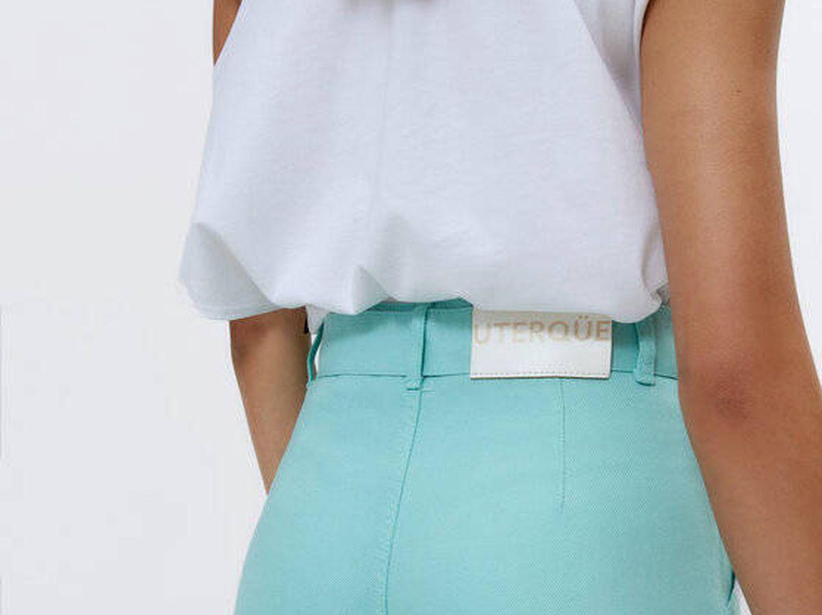 Foto: Tendencias, tipazo y altura se unen en estos pantalones de Uterqüe. (Cortesía)