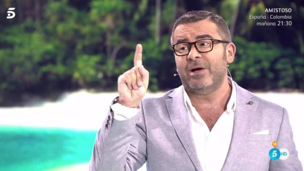 Jorge Javier ('SV') considera tontería que los niños no vean la tele por la noche