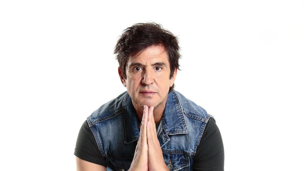 Foto: Manolo Tena vuelve a los escenarios tras su calvario con las drogas. (EFE)