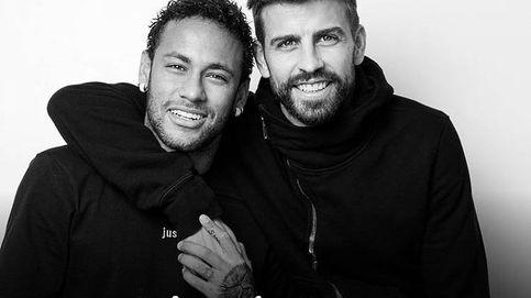 Piqué se estrena como periodista con Neymar: No podía mover las piernas