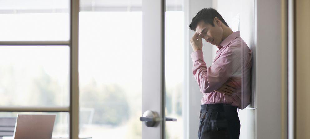 Foto: El estrés es uno de los grandes males de la vida moderna, pero puede superarse. (Corbis)