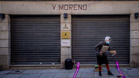La crisis lastra las clases medias y engrosa las rentas bajas y sin ingresos