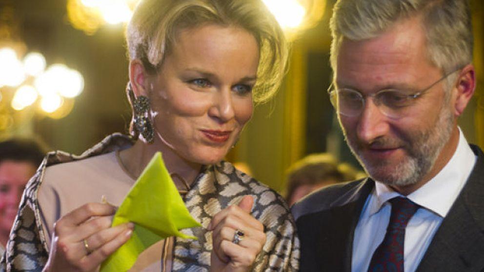 Lo que la Casa Real belga guarda bajo la alfombra
