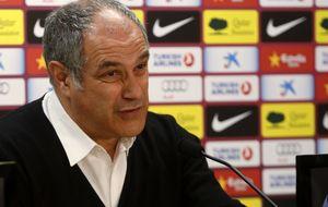Zubi cree que la salida de Puyol y Valdés obliga a algo más que retoques