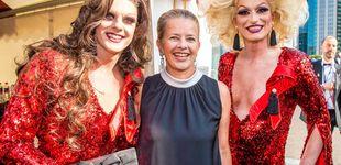 Post de Mabel de Holanda se desmelena como 'socialite' y se desdibuja como 'royal'