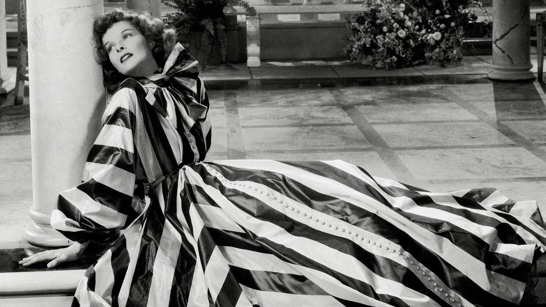 Hepburn en los años 30. (CORDON)