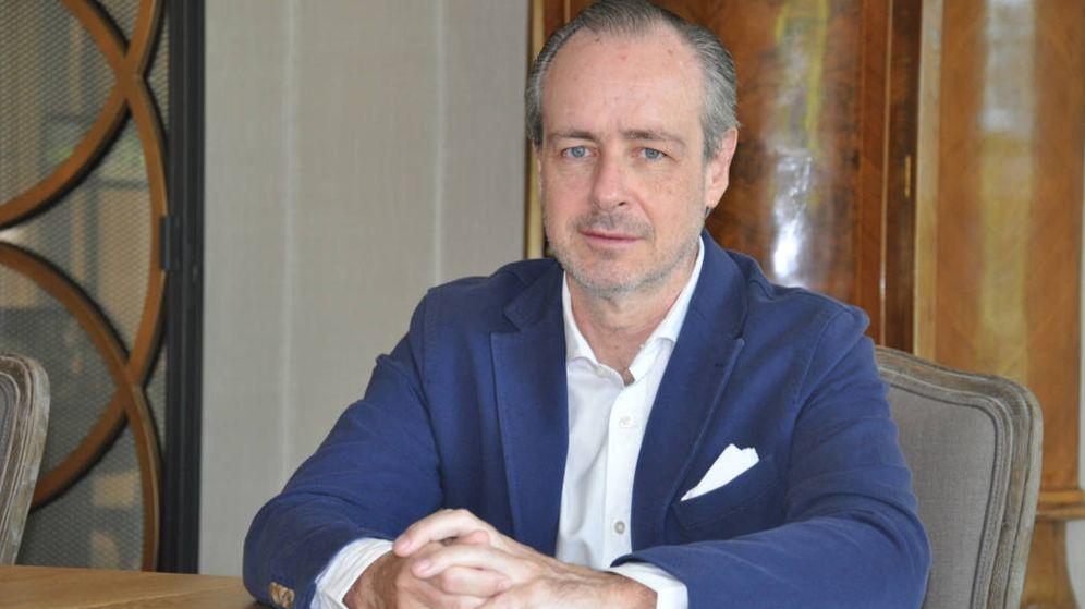 Foto: Luis Sancho, responsable de banca de inversión y corporativa de BNP en España.